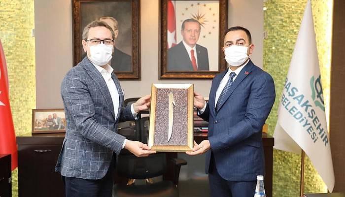 Erdoğan'dan Belediye Başkanlarına Ziyaret