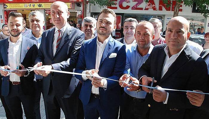 Sezerler A.Ş. Beko Konsept Mağazası Açıldı