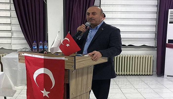 Dışişleri Bakanı Çavuşoğlu Çanakkale'de