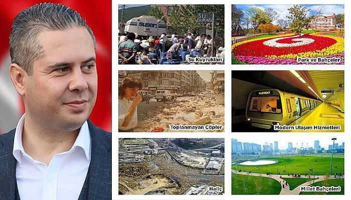 AK Parti İl Başkanı Yıldız'dan İstanbul seçimi açıklaması!