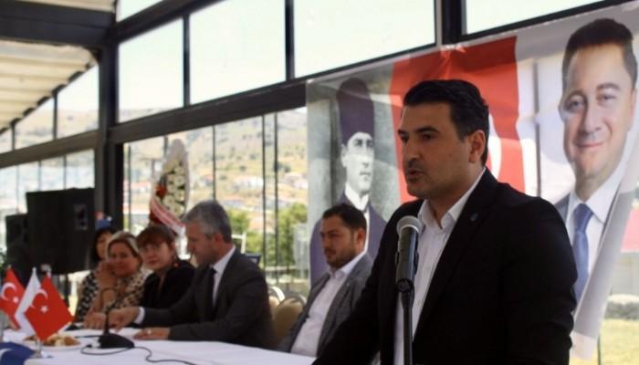 DEVA Partisi Gökçeada İlçe Kongresi Gerçekleştirildi