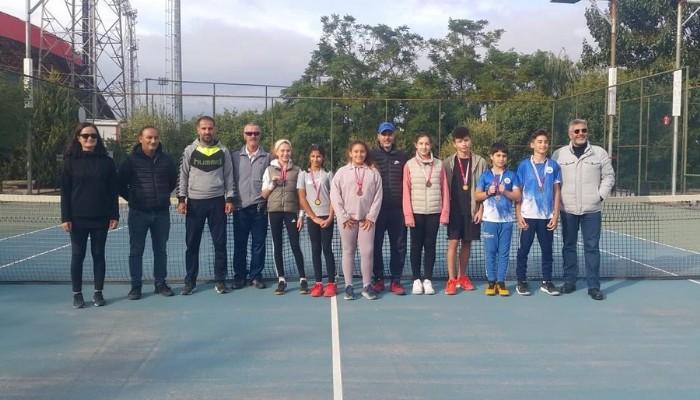 Amatör Spor Haftası Kapsamında Yelken, Tenis, Okçuluk Etkinlikleri Yapıldı