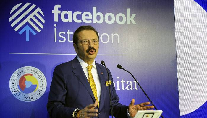 """Hisarcıklıoğlu: """"Sosyal Medyayı İş Üretmek İçin Kullanmalıyız"""""""