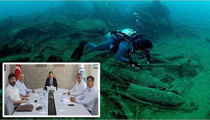 Hedef 2023 Dünya Dalış Turizmi Fuarı-Çanakkale