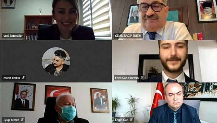 2023'e Giderken Türkiye Ekonomisinin Dünü ve Bugünü Konferansı Gerçekleşti