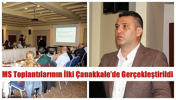 MS Toplantılarının İlki Çanakkale'de Gerçekleştildi