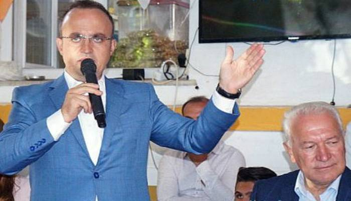 AK Parti Grup Başkanvekili Turan Lapsekililerle Bayramlaştı