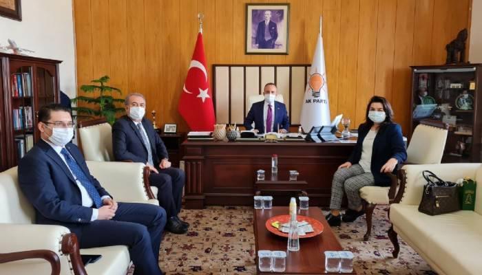 Turan: 'Gestaş, Çanakkale'mizin Gururlarından Biri'