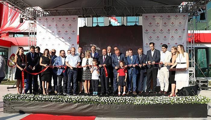 Bahçeşehir Koleji Çanakkale kampüsü açıldı (VİDEO)