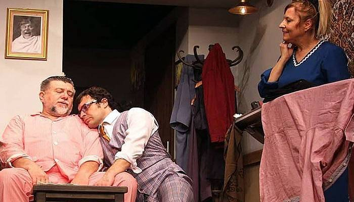 'Yalan Makinası' tiyatro severlerle buluşacak
