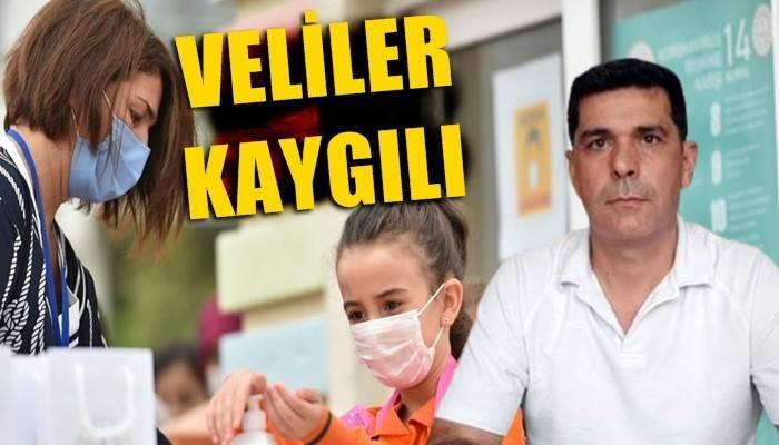 VELİLER KAYGILI: Koronavirüs artışı sonrası öğrenciler okula gitmiyor!