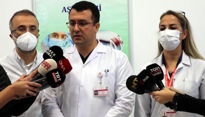 Doç. Dr. Ateş: 'Turkovac'ın güvenli olduğu saptandı'