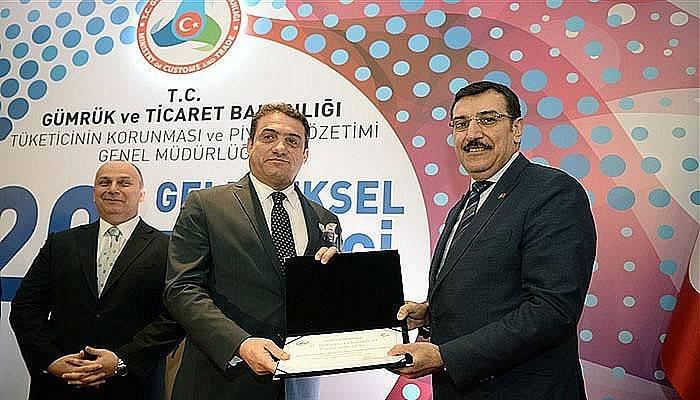 Doğtaş'a Gümrük ve Ticaret Bakanlığı'ndan ödül!