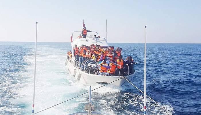 Çanakkale'de yakalanan kaçak sayısında büyük artış