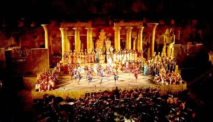EXPO'da 'Troya' operası
