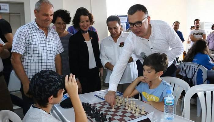 Kepez'de turnuva heyecanı