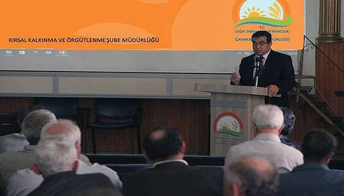 Kırsal yatırım desteklemeleri tanıtıldı