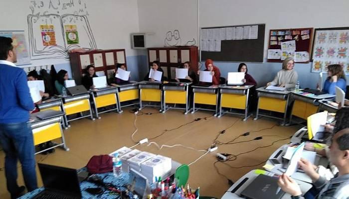 Bozcaada Kaymakamlığı'ndan anlayarak hızlı okuma eğitimi