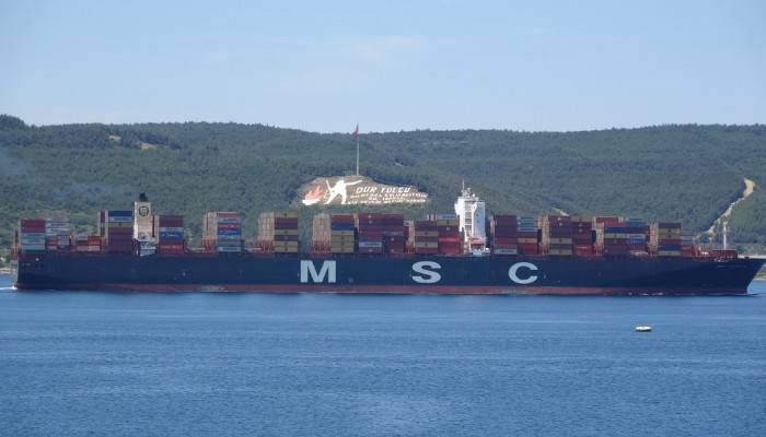 Çanakkale'de ithalat ve ihracat azaldı