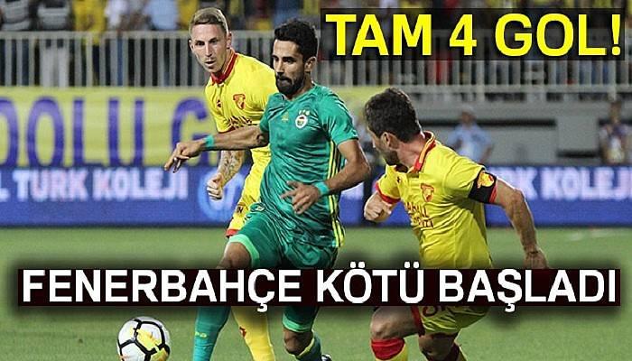 ÖZET İZLE: Göztepe 2-2 Spor Toto Süper Lig maçı geniş özet ve golleri