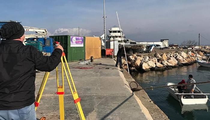 Karabiga Limanı ve Balıkçı Barınağı Projesi Çalışmaları Başladı