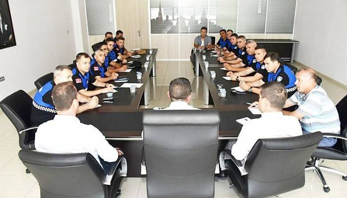 Biga'da Zabıta İstişare Toplantısı