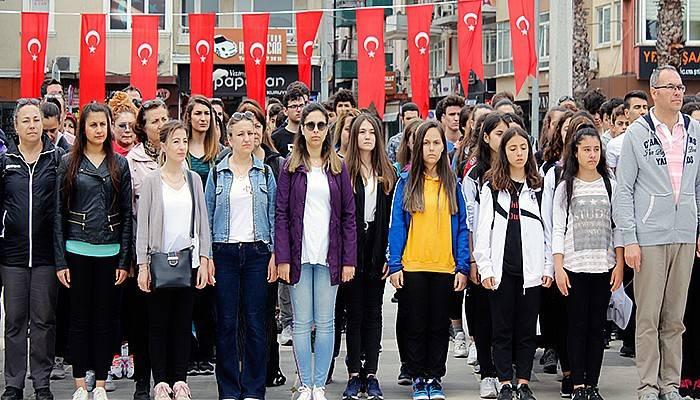 Gençlik Haftası Kutlamaları Başladı