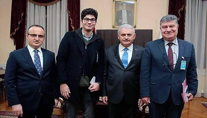 Başbakan Yıldırım'dan Ayvacık projelerinde destek
