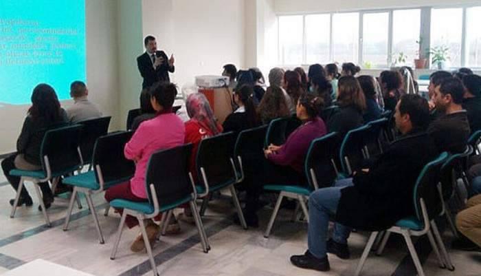 Hastane çalışanlarına iletişim eğitimi