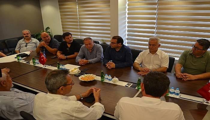 CHP İYİ Parti'yi ziyaret etti