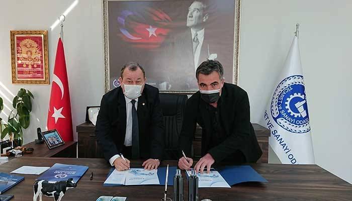 Biga TSO ile işbirliği protokolü imzaladılar