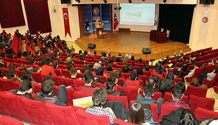 MARDİM Çanakkale bölge semineri yapıldı