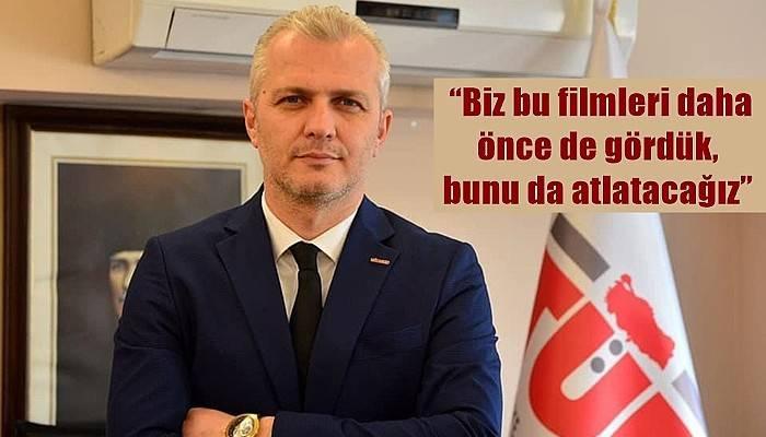 Ahmet Çelik, turizm sektörüyle ilgili açıklamalarda bulundu
