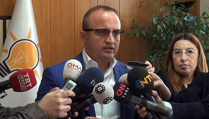AK Parti Grup Başkanvekili Turan'dan CHP'ye ağır itham