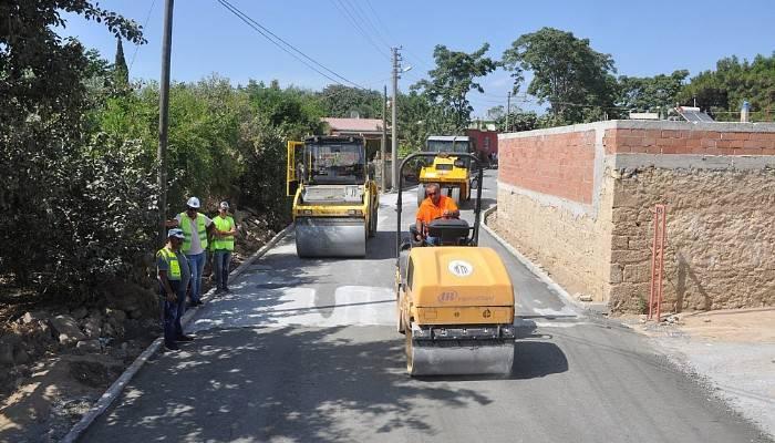 Çanakkale'nin yolları betondan dökülüyor