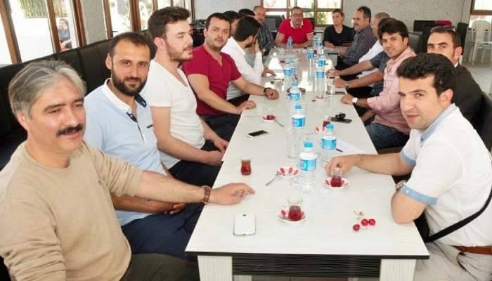 LASİAD'tan İlk Toplantı