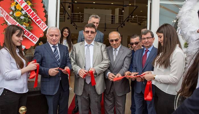 Doğtaş, Bafra'da yenilenen mağazasını hizmete açtı