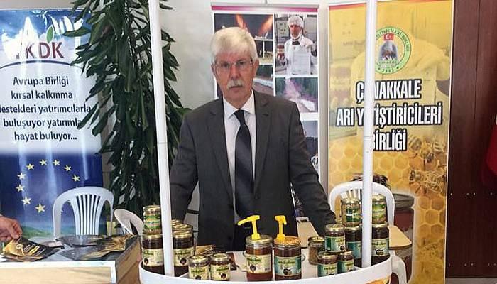 Çanakkale Arıcılar Birliği Bir STK'dan Daha Fazla İşler Başardı