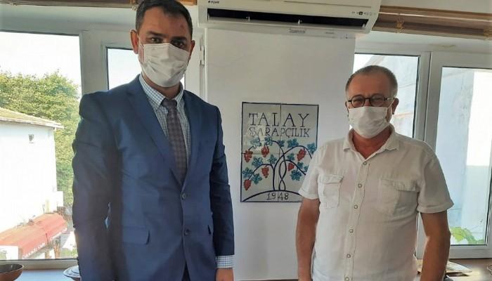 Çanakkale İŞKUR işletme ziyaretlerine Bozcaada ile devam ediyor