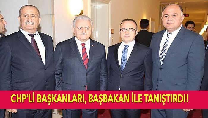 Ankara'da dikkat çeken buluşma