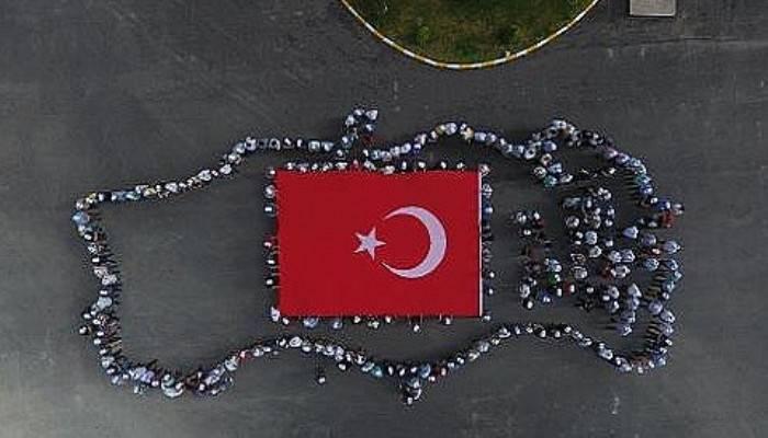 15 Temmuz için 'Türkiye'yi oluşturdular