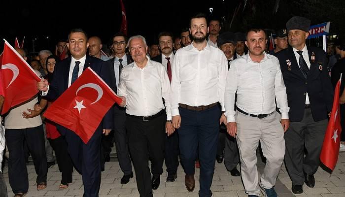 """""""15 Temmuz Demokrasi ve Milli Birlik Günü"""""""
