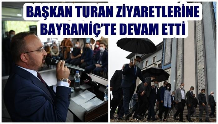 BAYRAMİÇ'E TAŞ KÖPRÜ RESTORASYONU MÜJDESİ