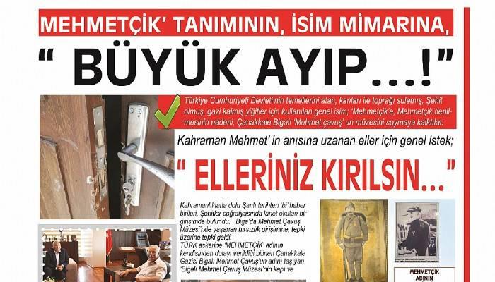 MEHMETÇİK' TANIMININ, İSİM MİMARINA,