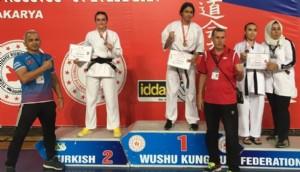 Türkiye Şampiyonasında Madalyalar Çanakkale'ye Geldi