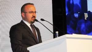 Turan, Öz Orman-İş Sendikası Genel Kurulunda Konuştu (VİDEO)