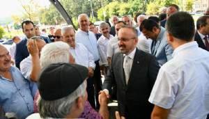 Turan: birliğimiz için çalışacağız