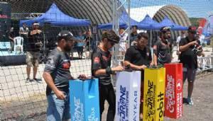 Türkiye Drone Şampiyonasının 2. Etabı Assos'ta Yapıldı