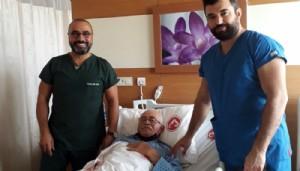 ÇOMÜ Hastanesinde bir ilk ameliyatı daha!