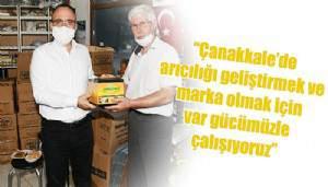 Turan, Arı Yetiştiricileri Birliği ve bal üreticileriyle bir araya geldi